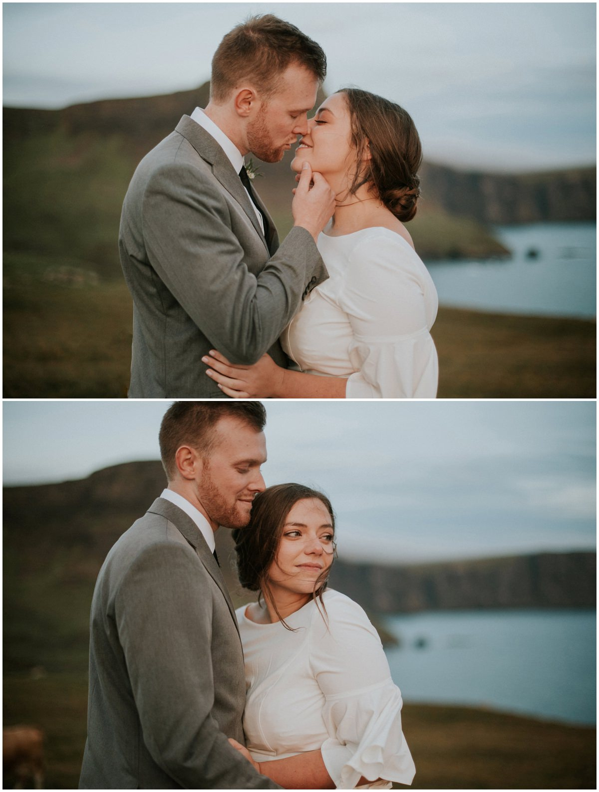 neist point isle of skye wedding