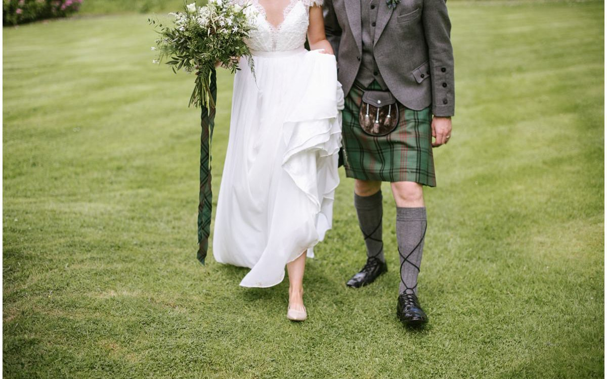 Ballathie House Hotel wedding photos