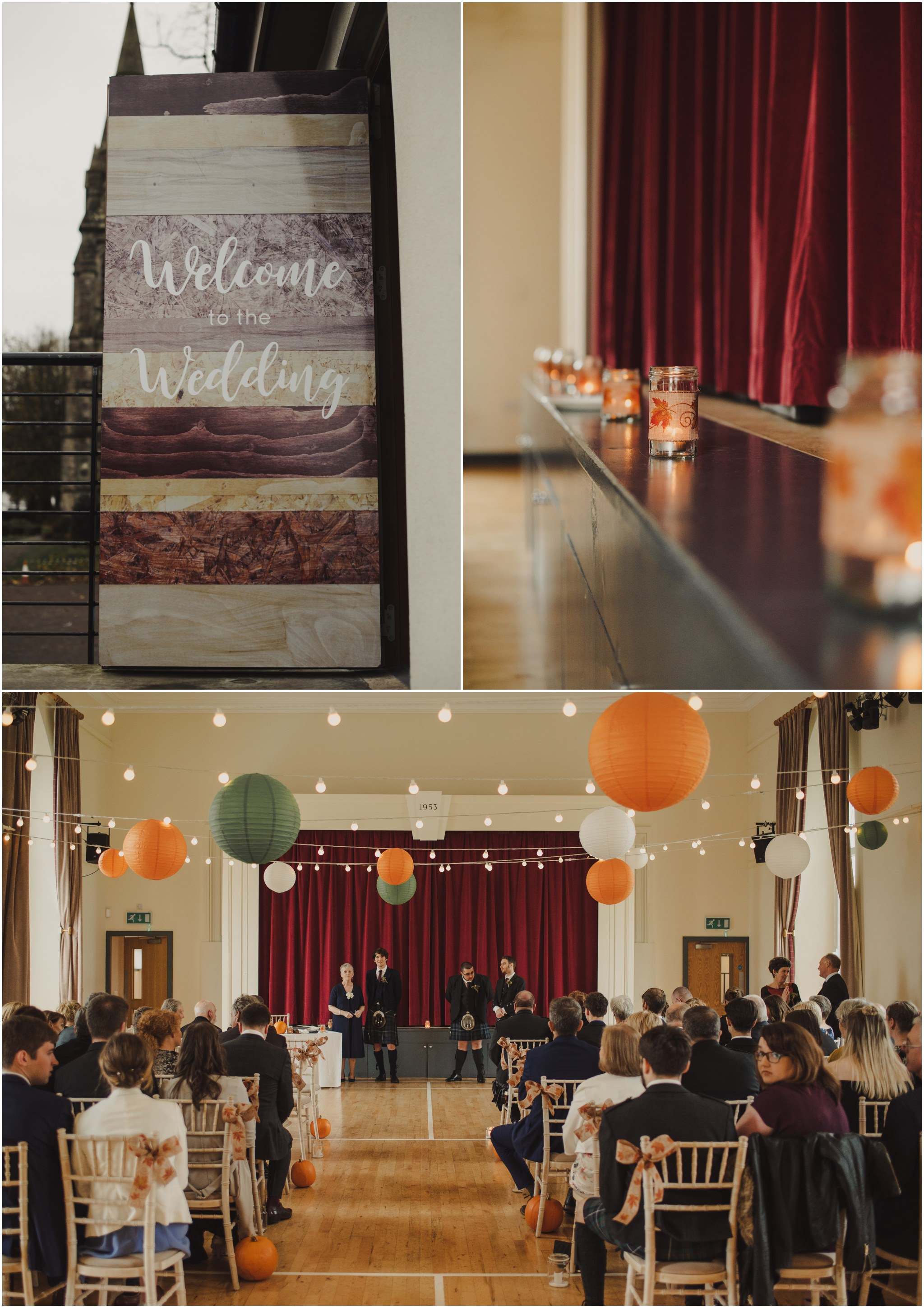 October wedding ideas