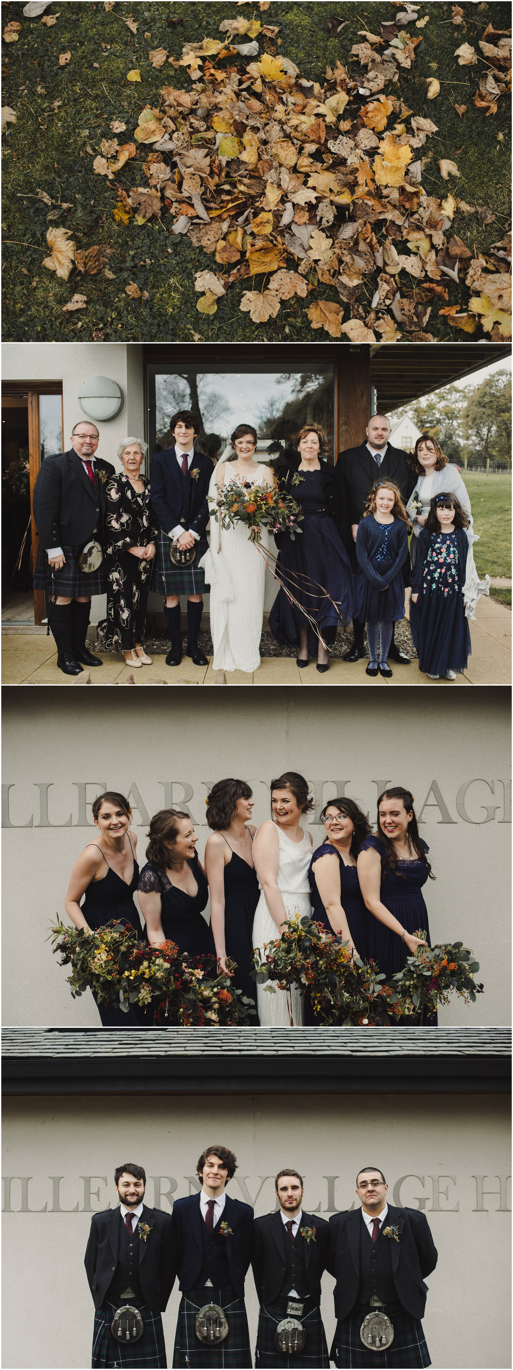 killearn village hall wedding