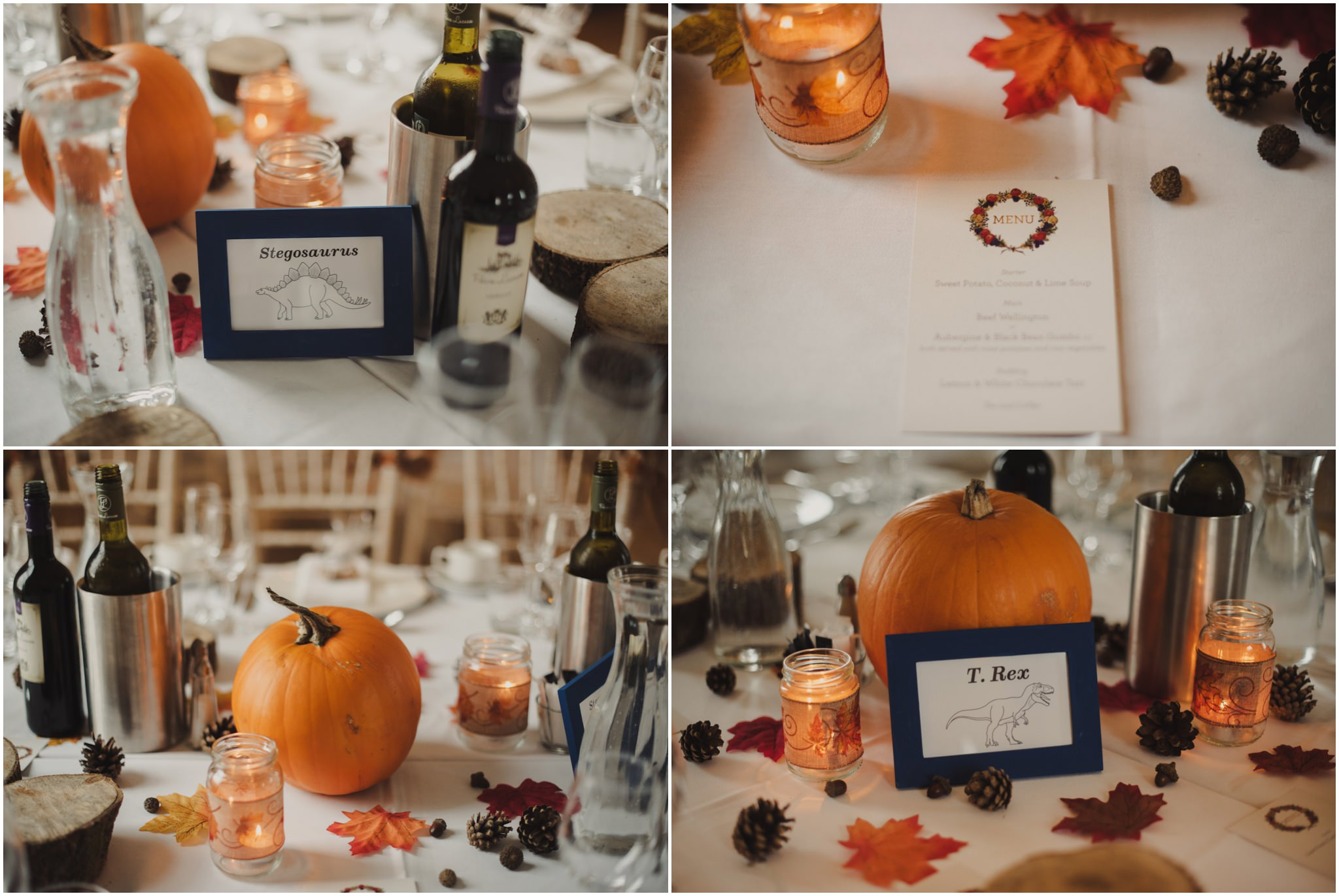 halloween table setting ideas