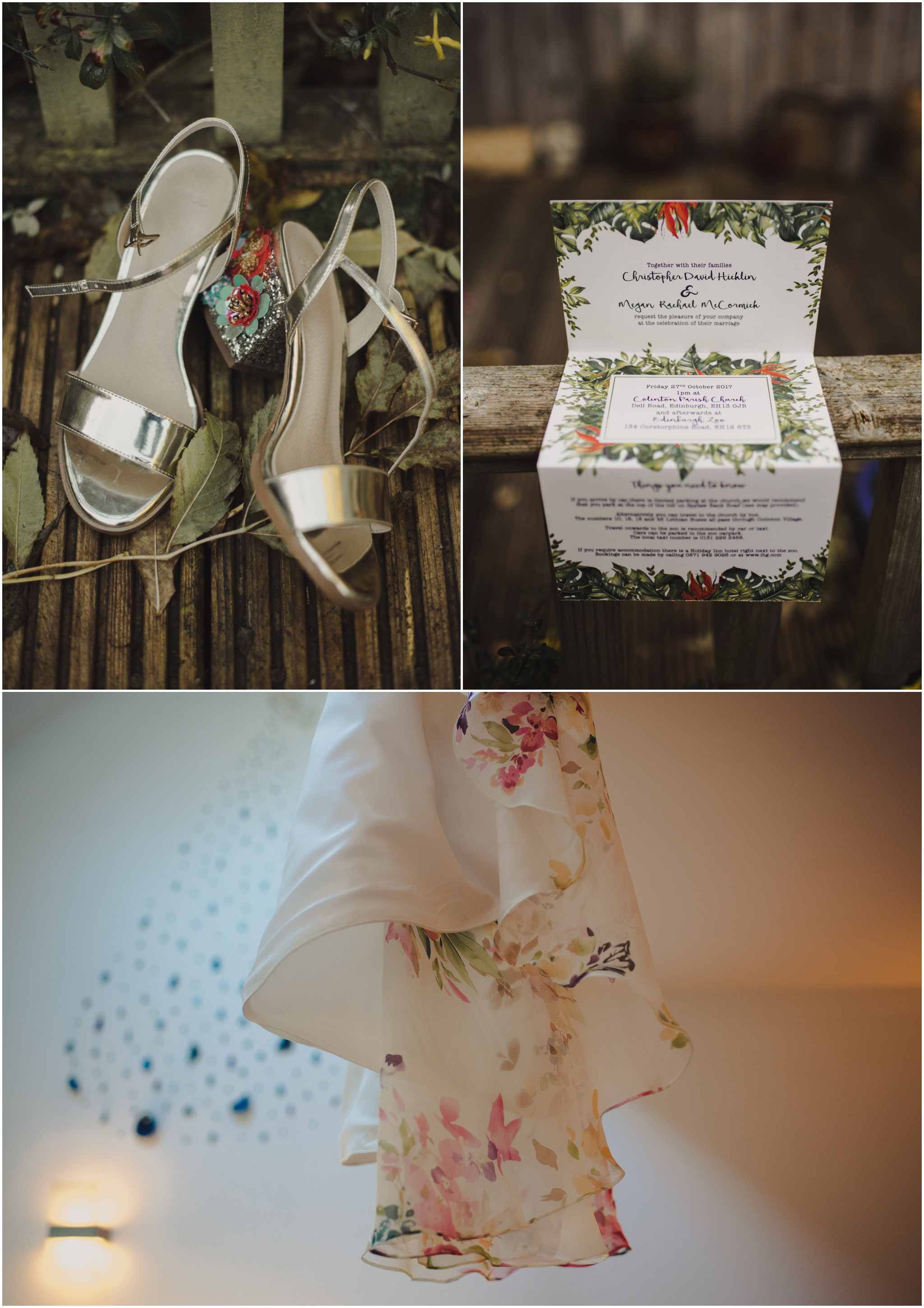 unique wedding details