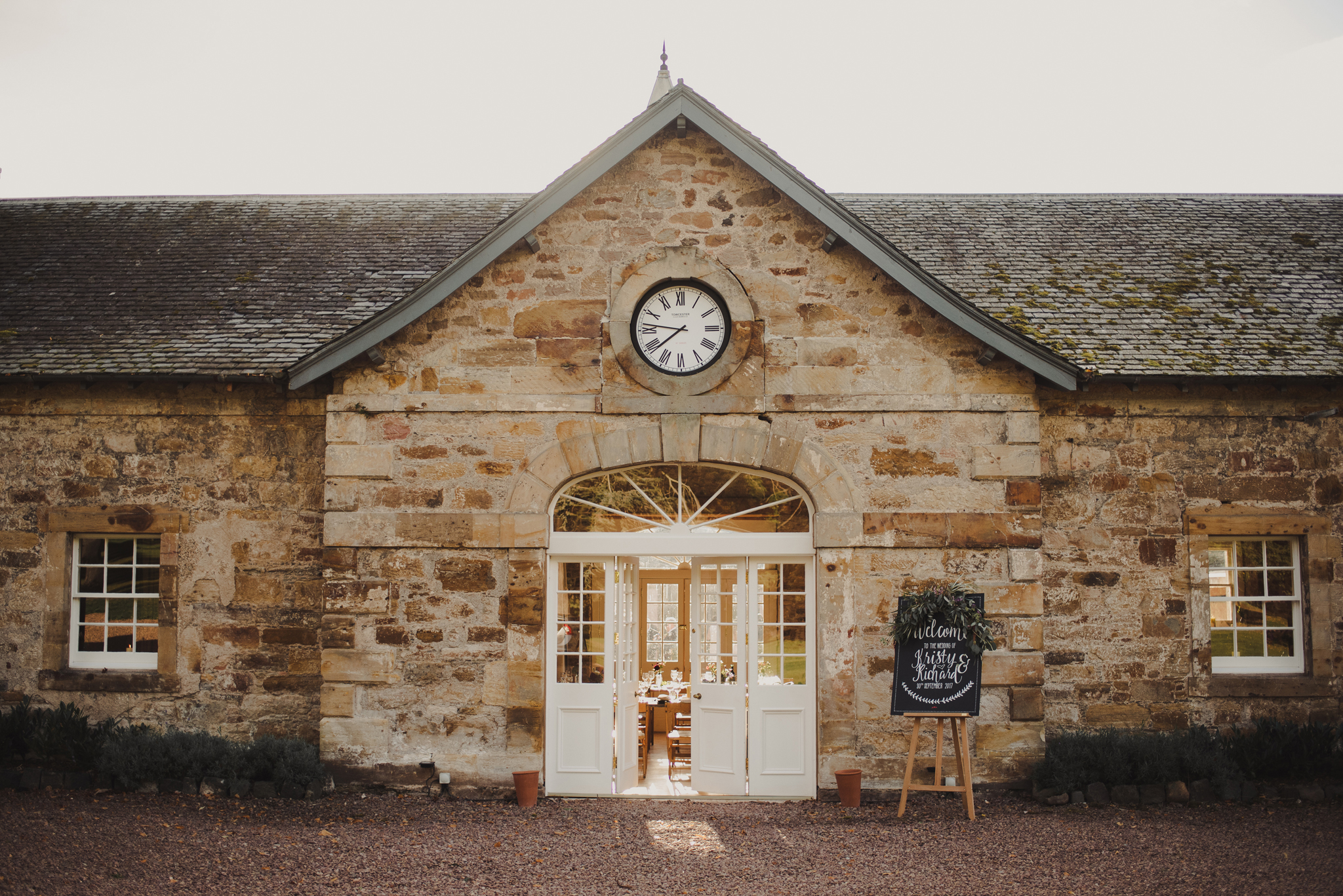 colstoun house wedding